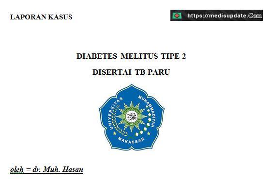 Laporan Kasus DM type 2