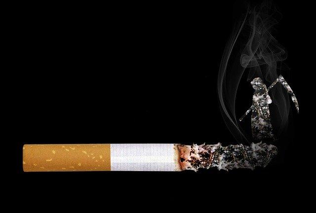 pengaruh rokok terhadap jantung