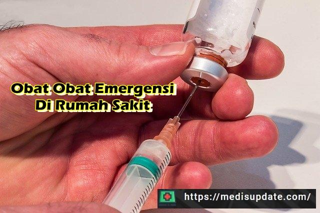Referat Obat Emergensi di Rumah Sakit