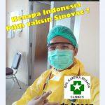 Kenapa Indonesia Pilih Vaksin Sinovac daripada Pfizer ?