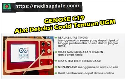 Cara Kerja Genose C19 alat deteksi covid