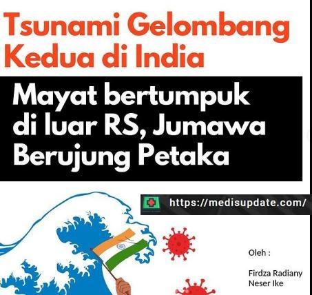 tsunami covid di india