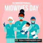 5 Mei 2021 Hari Bidan Internasional (Internasional Day of Midwife)