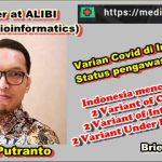 Apa Saja Varian Covid 19 yang ada di Indonesia dan Diawasi Dunia ?